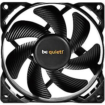 BeQuiet Pure Wings 2 PC fan Black (W x H x D) 92 x 92 x 25 mm