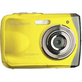 Easypix W1024-I Splash Digital camera 16 MPix Yellow Underwater camera