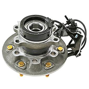 WJB WA515110 - Front Left Wheel Hub Bearing Assembly - Cross Reference: Timken HA590060 / Moog 515110 / SKF BR930703