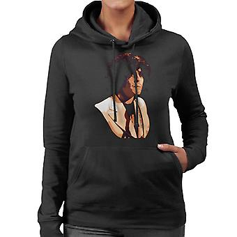 TV Times Marc Bolan With T Rex Supersonic TV Show Women's Hooded Sweatshirt