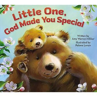 Little One - God Made You Special by Amy Warren Hilliker - Polona Lov