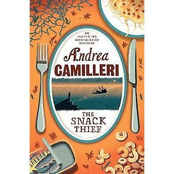 Snack tyven av Andrea Camilleri - 9781509850402 bok