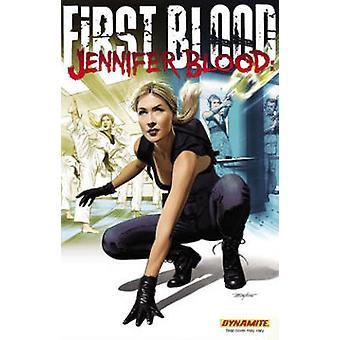 Jennifer Blood - First Blood by Igor Vitorino - Mike Carroll - 9781606