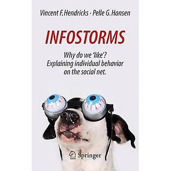 """Infostorms - miksi me """"kuin""""? Selittää yksilöiden käyttäytymistä s"""
