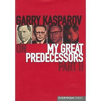 Gary Kasparov on My Great Predecessors - Pt. 2 by Garry Kasparov - 978