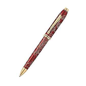 Cross Townsend Year of Pig 23CT Gold Red Lac Pen
