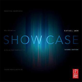 Visa fall: Utveckla, underhålla och presentera en Design-Tech portfölj för teater och allierade fält