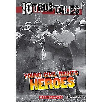 10 wahre Geschichten: junge Bürgerrechte Helden