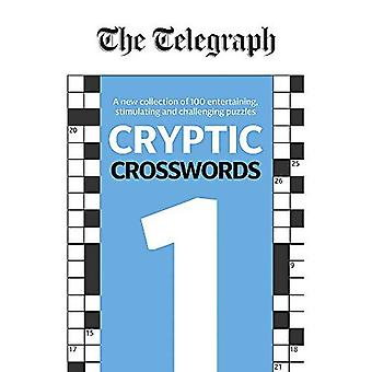 The Telegraph Cryptic Crosswords 1 - The Telegraph Puzzle Books