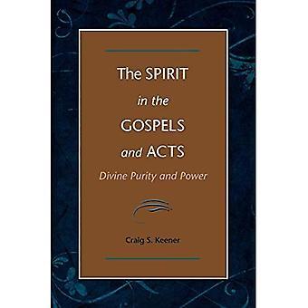 Ande i evangelierna och fungerar: gudomlig renhet och kraft