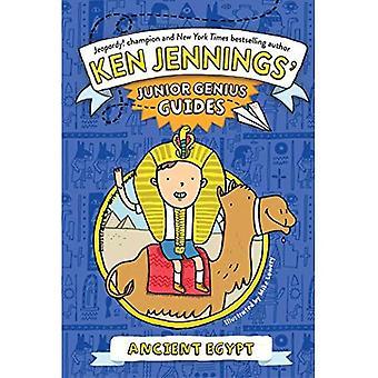 Forntida Egypten (Ken Jennings Junior Genius guider)