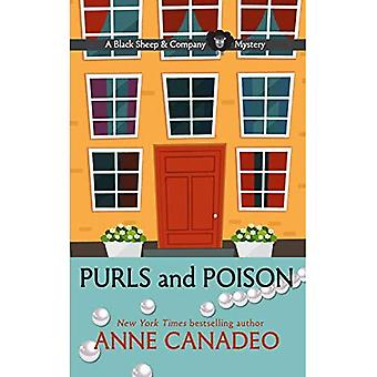 Purls and Poison (Black Sheep & Company Mystery)