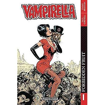 Vampirella, Vol. 1: Forbidden Fruit