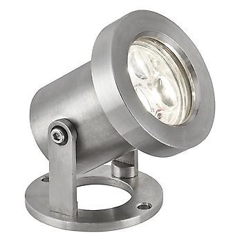 Rustfrit stål retningsbestemt udendørs LED Spotlight - projektør 6223SS