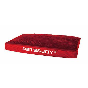 Sit&Joy Dog Bed Large Zitzak - Rood