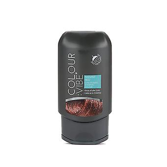 Colour Vibe Conditioning Shampoo-in Colour ~ Radiant Red