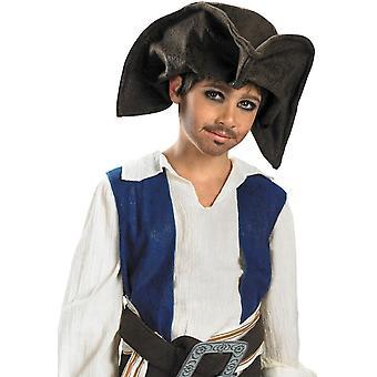 Jack Sparrow Piratenhut für Kinder