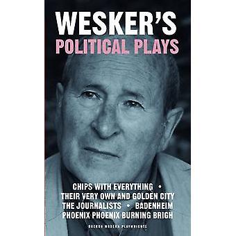 Politischen Stücke von Arnold Wesker - 9781840029543 Buch