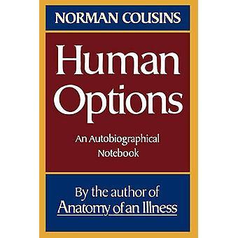Humanos opções um Notebook autobiográfico por primos & Norman