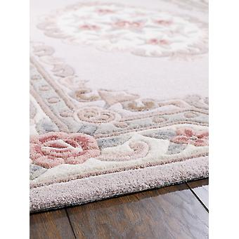 Shensi Shensi Beige Rectangle tapis tapis traditionnels