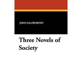 Três romances da sociedade por Gil & John & senhor