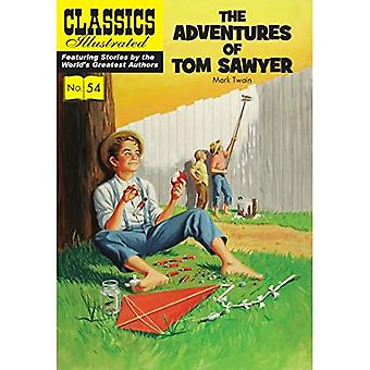 The Adventures of Tom Sawyer (Classics Illustrated)