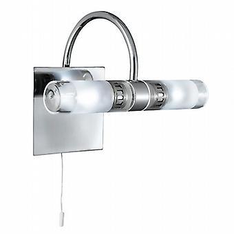 Searchlight Bathroom 161 2555CC Bathroom Wall Light