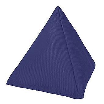 Bolso de frijol triangular de algodón marino para jugar al aire libre