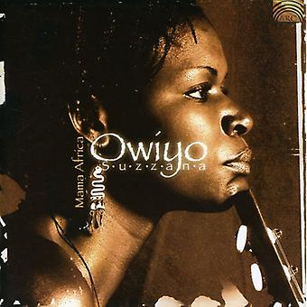 Suzanna Dwiyo - Mama Africa (Kenya) [CD] USA import
