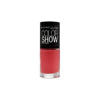 Maybelline färg Visa nagellack-Coral Craze 7ml (342)