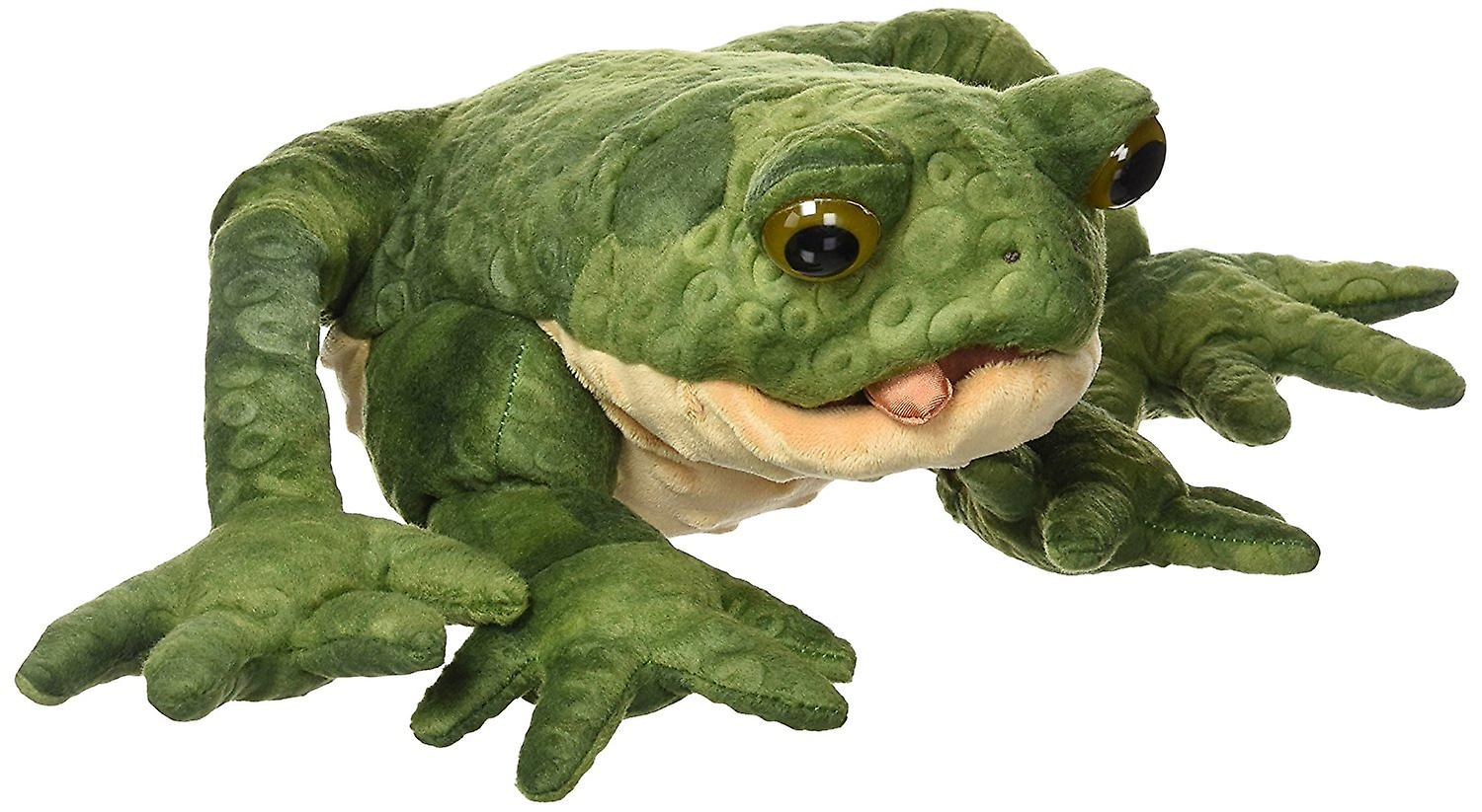 Hand Puppet - Folkhommeis - Toad nouveau Toys Soft Doll Peluche 3099