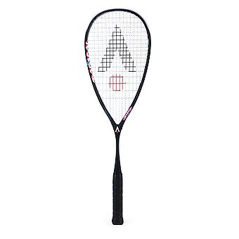 Karakal Raw 130 Squash Schläger 130 Gramm Titan Graphit Rahmen Midplus Kopf