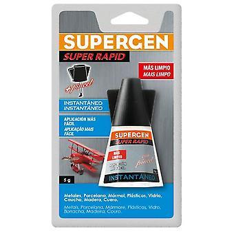 ブラシ 5 G SUPERGEN Supergen 瞬間接着剤 (DIY のハードウェア)