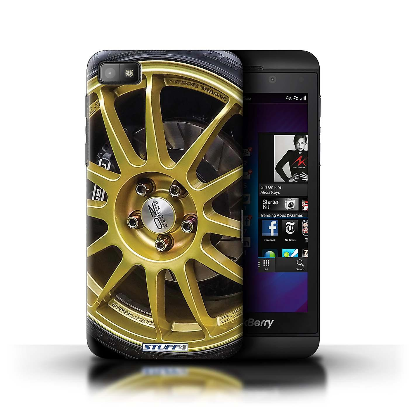 stuff4 casecover for blackberry z10goldblackalloy
