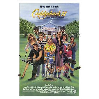 Caddyshack Ii (Single Sided Regular) (1988) Original Kino Poster