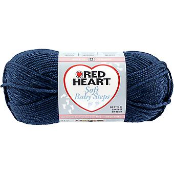 Red Heart Soft Baby Steps Yarn-Navy E746-9851