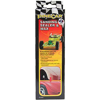 Pine Car Derby Sanding Sealer And Wax P3960