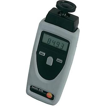 testo 470 Tachometer, +1 to +99999 rpm