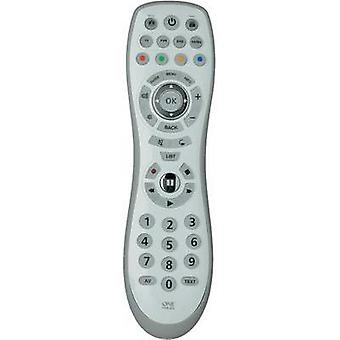 One For All URC 6440 Infrared (1076749) Remote control Silver