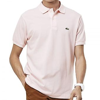 Lacoste Polo Shirts L.12.12 Flamingo Farbe: PINKT,