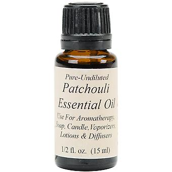 Essential Oil Open Stock .5oz-Patchouli UB15