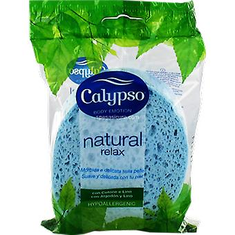 Calypso Relax Soft Sponge (Woman , Cosmetics , Body Care , Shower and bath , Bath gels)