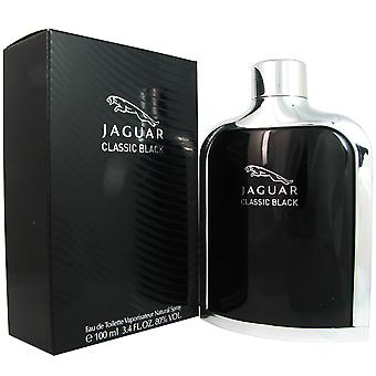 Jaguar klassisk sort til mænd 3,4 oz EDT Spray