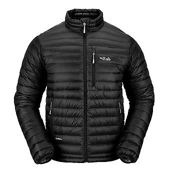 Rab Microlight Jacket Black (Small)