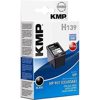 KMP Ink replaced HP 901 Compatible Black
