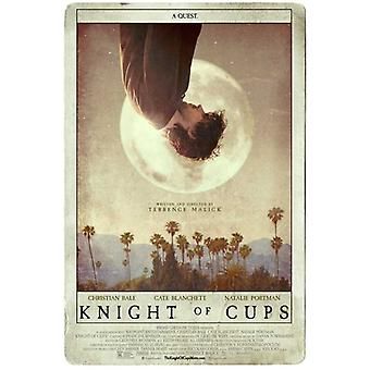 Knight of Cups Movie Poster (11 x 17)