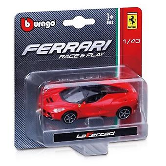 Burago 1/43 Ferrari In Blister (Toys , Vehicles And Tracks , Mini Vehicles , Cars)