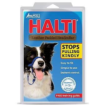 Halti Headcollar Padded Black Size 3