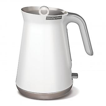 MORPHY RICHARDS Kettle Aspect White