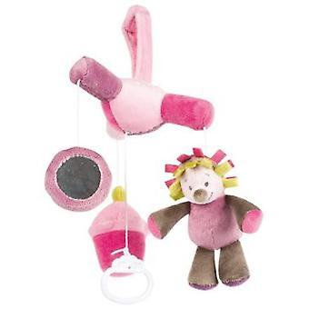 Nattou Hanging Musical Group 0 (Toys , Preschool , Babies , Soft Toys)